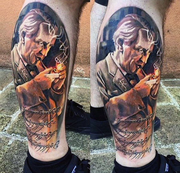 Tattoo The Of Lord Rings